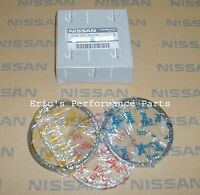 CP Piston Rings x 4 RS1658-3937-0 Ring Sets 3.937in. 100mm.