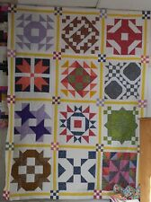 Block of the Month Program Block One February