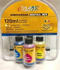 Refill ink kit for Canon PG645XL BK CL646XL Color, for TS3166, TS3165, TR4560
