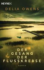 Der Gesang der Flusskrebse von Delia Owens (2021, Taschenbuch)