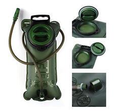 2L Water Bladder Bag Backpack Hydration System Camelbak Pack Hiking Camping