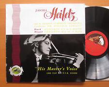 ALP 1124 Heifetz Bruch Mozart Concerto no. 5 Sargent VERY GOOD HMV Mono LP