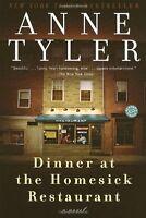 Dinner at the Homesick Restaurant: A Novel by Anne Tyler