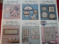 Heart Strings Artist Collection AMAZING VINTAGE DESIGNS! HTF RARE - YOU CHOOSE