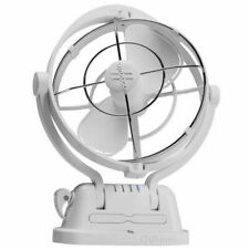 Caframo Sirocco II 3 Speed White Gimbal Fan