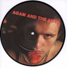 7inch ADAM AND THE ANTS goody two shoes PICTURE DISC EX (S0408)