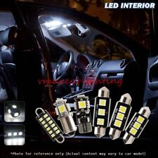 14pcs canbus White LED Interior Lights Package kit Fit 2003-2009 Jaguar XJ 8 XJR