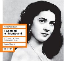 Bellini / Tatozzi / - I Capuleti E I Montecchi [New CD]