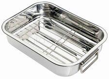 Esencial Acero Inoxidable ASADO Pan/extraíble Bandeja / grill
