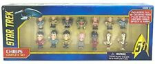 More details for chibis star trek 50th anniversary complete mini collectable figure set - new