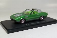 BMW 2800 Spicup Bertone 1969  green, Avenue43 1:43, 60002, New