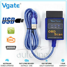 Vgate Elm327 OBDII V1.5 USB Cable Laptop Car Vehicle Diagnostic Auto Scan Tool