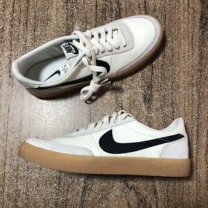 LAST Nike Killshot 2 Leather Sail Gray Gum 432997-121 Mens Size 7.5 NEW