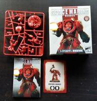 Games Workshop Warhammer 40K Blood Angels Terminator Brother Aramus