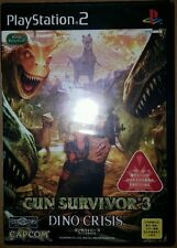 Gun Survivor 3: Dino Crisis Japan Import (Sony PlayStation 2, 2002)