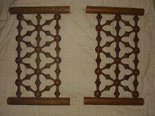 *Victorian Architectural Interior Wooden Ornamentation*