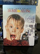 Home Alone Best Buy Exclusive Limited Edition Blu Ray/DVD Steelbook~NEW~ RARE!