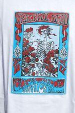 graphic retro art vintage Mens Cotton  T Shirt , S,M ,L,XL,Grateful Dead Poster