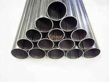 "30/"" T409 Stainless Steel Tube Pipe Exhaust Repair 0.75M 55mm x 1.2mm x 750mm"