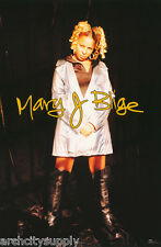 POSTER : MUSIC : MARY J. BLIGE - BLACK BOOTS  -  FREE SHIPPING !  #8246 LW26 D