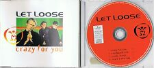 Let Loose - Crazy for you -  Maxi CD - CANDY STRIPE
