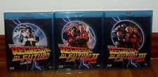 TRILOGY RETURN TO FUTURE-BACK TO THE FUTURE-3 BLU-RAY-NEW-SEALED-ACTION