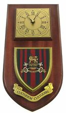 MILITARY PROVOST GUARDS SERVICE CLASSIC HAND MADE TO ORDER  WALL CLOCK