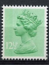 GB SG attuarsi 899ea, 12.5 P Light Emerald QEII Machin definitivo LB MNH #D 2958