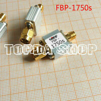 1PC FBP-1750s SAW Bandpass Filter for 1750MHz System, 1dB Bandpass 1710-1785MHz