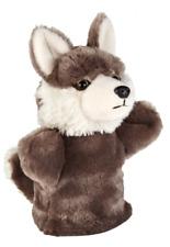 Ravensden Wolf Hand Puppet 30cm - Fr047wo Soft Play Fun Glove Hand Plush Toy