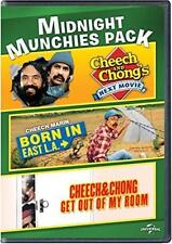 CHEECH AND CHONG SET - DVD - NEXT MOVIE, BORN IN EAST L.A. & GET OUT OF MY ROOM
