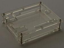 Arcryl Plexiglas Gehäuse transparent Laser geschnitten für UNO R3 Arduino