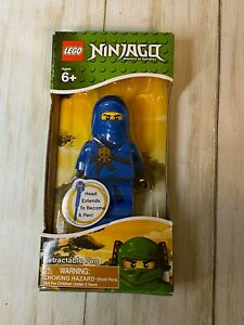 2012 LEGO NINJAGO--BLUE Jay RETRACTABLE PEN (NEW)
