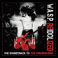 WASP - Reidolized ( W.A.S.P. re-idolized idolized ) The Crimson Idol 2 CD + DVD