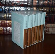 Jane Austen Collection Emma Pride Persuasion Sealed Hardcover Set 2 Day Ship