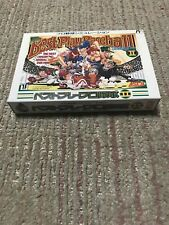 New Game soft Famicom 『Best Play Baseball Ⅱ』Box and with an instructions Japan ☆