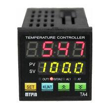 Din 116 Ta4 Rnr Acdc Digital Pid Temperature Controller Dual Display 1 Alarm
