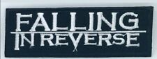 Falling In Reverse Rock Music Band No embroidered iron or sew on Patch j1286