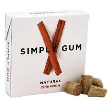 BANG-BWA30334-Simply Gum All Natural Gum Cinnamon (12X15 Ct)