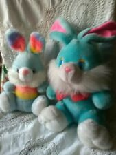 VINTAGE TEBRO RABBIT AND FRIEND