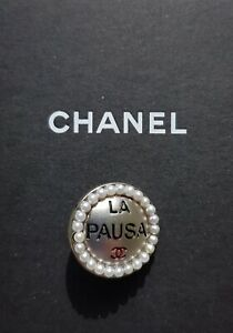 Bouton Chanel 20 mm
