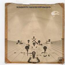 (IJ772) Earth Wind & Fire, Sing A Song / Shinin' Star - 1975 Promo- 7 inch vinyl