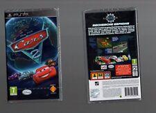 CARS 2 !!! Un Des Meilleurs Jeu DISNEY   sur PSP NEUF Sous Plastique