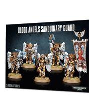 Warhammer 40k Blood Angels Sanguinary Guard NIB