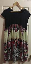 Mela Purdie Silk Womens Dress Size 14