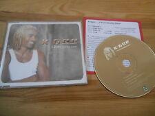 CD pop K-Gee-I Don 't really care (4 chanson) MCD Instant Karma + presskit sc