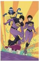 WONDER TWINS #2 (OF 6) Villalobos Variant 2019 DC Comics 03/13/19