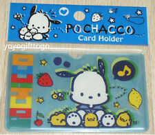 2017 Sanrio Pochacco PC Dog Card Holder