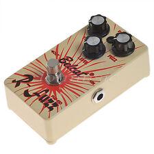 Guitar Effect Pedal Fuzz Tone Pedal Belcat FUZ-510 Yellow Ture Fuzz Bypass