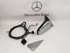 Mercedes W123 Right Side Exterior Rear View Power Mirror Installation Kit